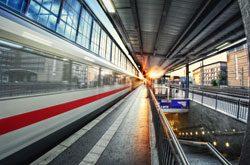 Sehenswürdigkeiten Barcelona Anreise Zug