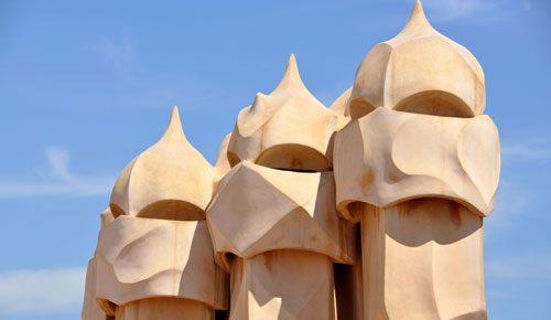 Sehenswürdigkeiten Barcelona Casa Mila