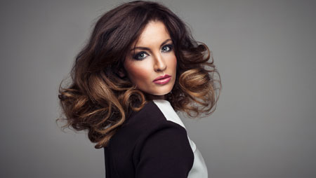 Trendfrisuren 2013 Haarfarbe