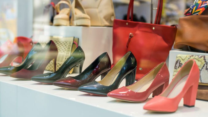 schuhtrends highheels farbe muster tipps