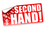 Markenschuhe Second-Hand-Laden