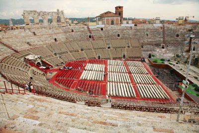 Sehenswürdigkeiten Verona Arena