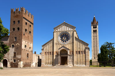 Sehenswürdigkeiten Verona San Zeno Maggiore