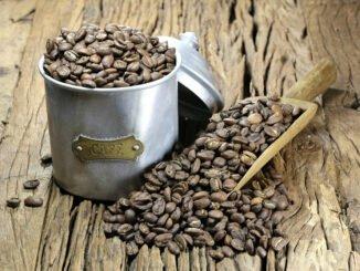 kaffee lagern aufbewahren dose