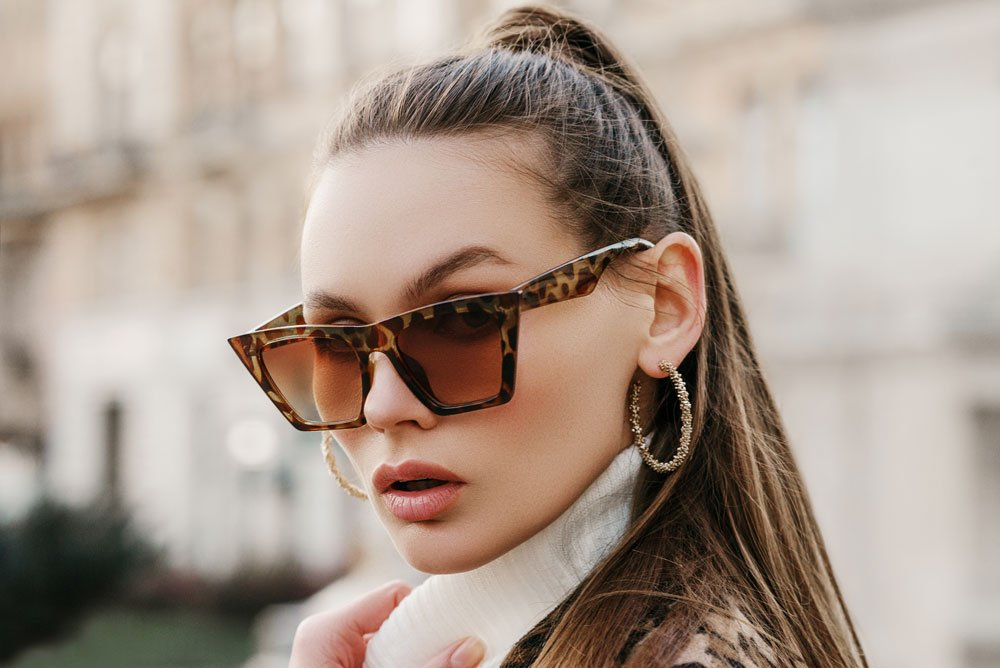 sonnenbrille trends mode muster tipps