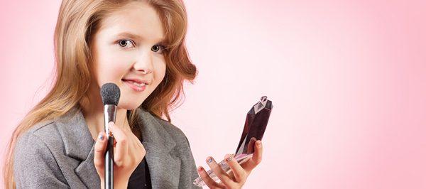 Dezentes Make-Up für die Schule: 9 Tipps