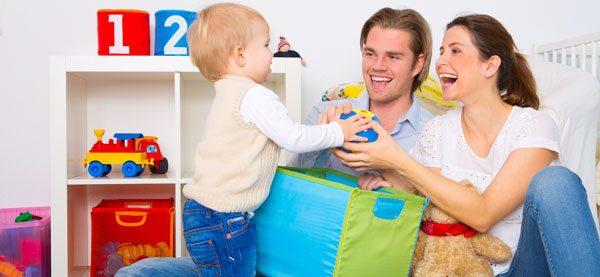 Sicherheit Kinderzimmer