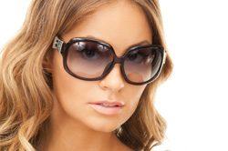 XXL-Sonnenbrille