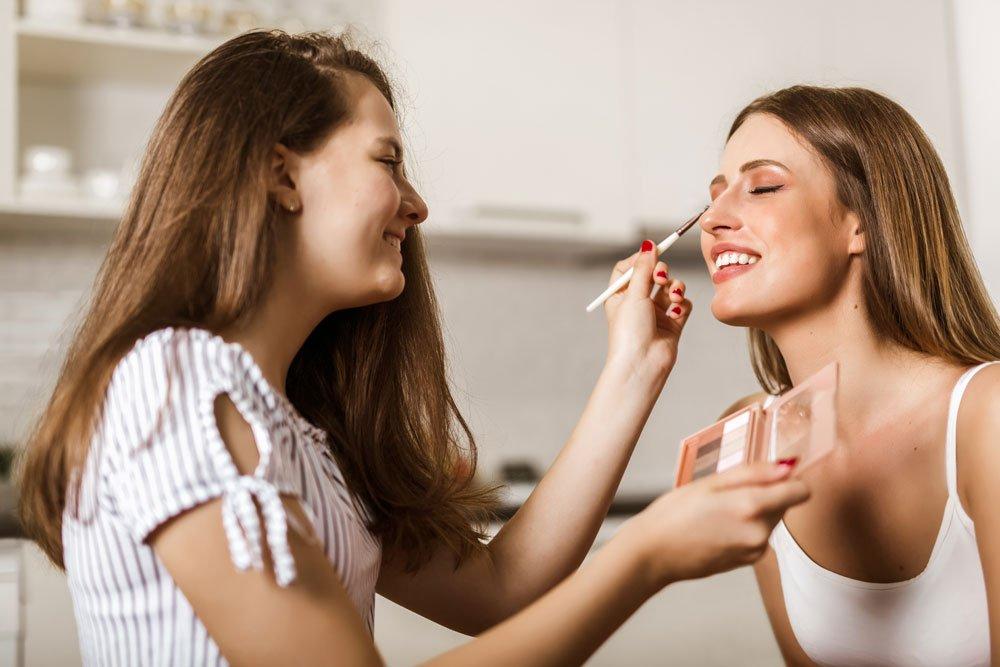 make-up schule tipps