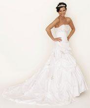 Passendes Brautkleid finden A-Linie