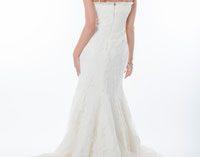 Passendes Brautkleid finden Meerjungfrauen-Schnitt