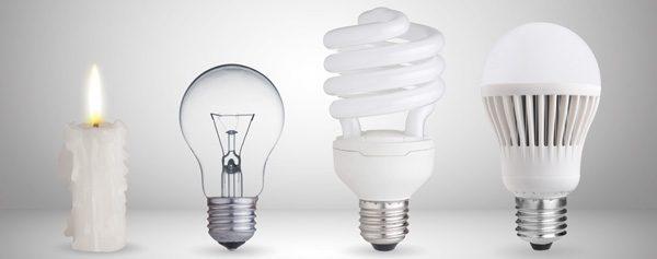 Erfindung der Glühbirne