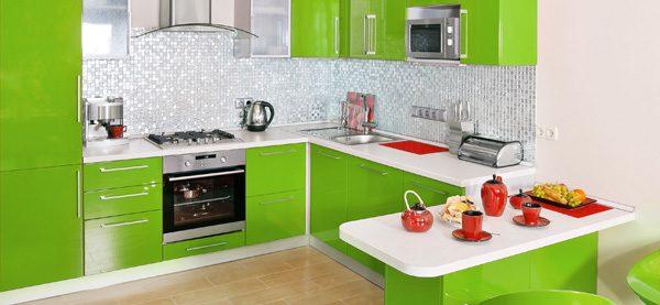 Küche kaufen - Design der Küchenfront