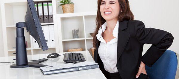 Rückenprobleme im Alltag lösen mit diesen 8 entspannenden Tipps