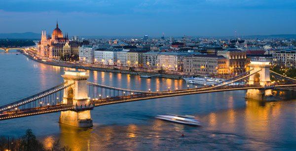Budapest - Die besten Aussichtspunkte