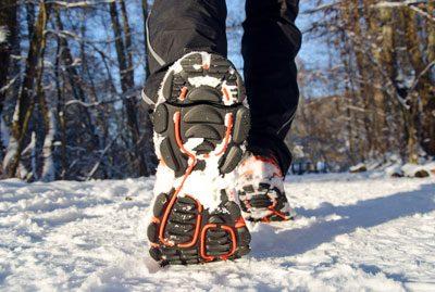 Joggen Winter Schuhe