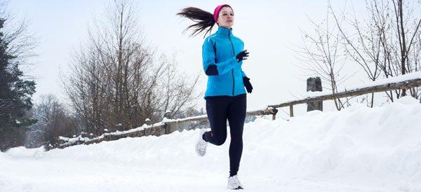 Joggen im Winter – Tipps zur Kleidung und Sicherheit