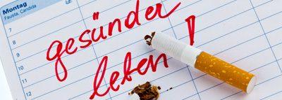 Raucherentwöhnung Methoden Auswahl