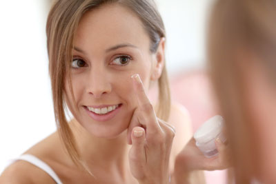Trockene Haut Gesicht Pflege