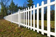 Zaun errichten