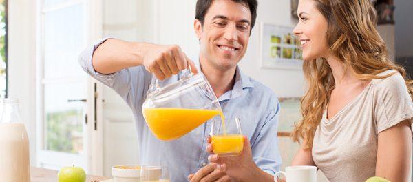 Gesunde Getränke selber machen - 5 Vitaminbomben für die kalte Jahreszeit