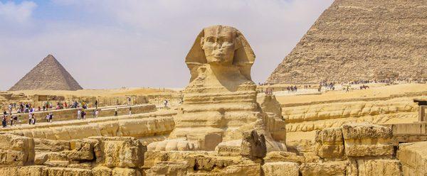 Sicherheitshinweise für Ägypten