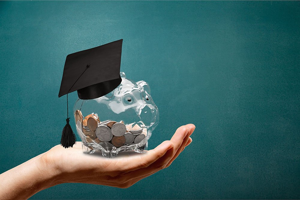 stipendium erhalten