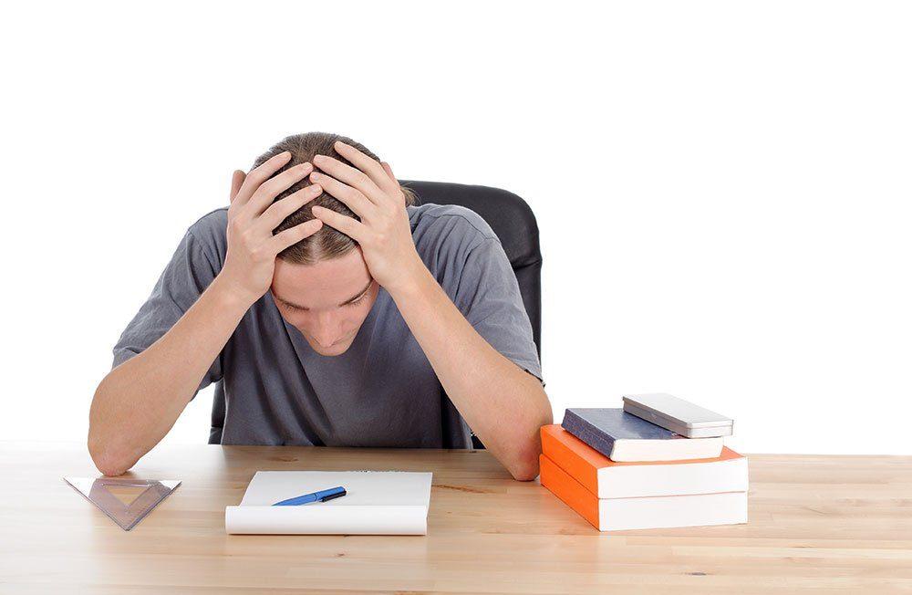Stress und Leistungsdruck im Studium
