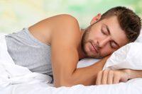 ausreichend schlafen