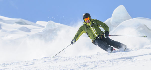 Skigymnastik Übungen – So bringen Sie Ihren Körper für die Skisaison in Form
