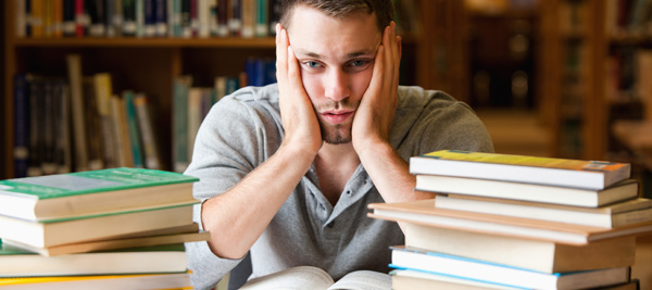 Stress im Studium bewältigen – 7 effektive Tipps gegen Stress & Prüfungsangst