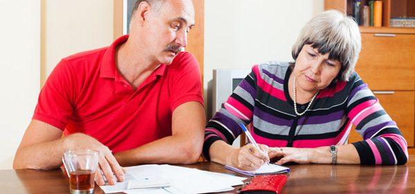 Kredite für Senioren oft abgelehnt - Gründe und Lösungen
