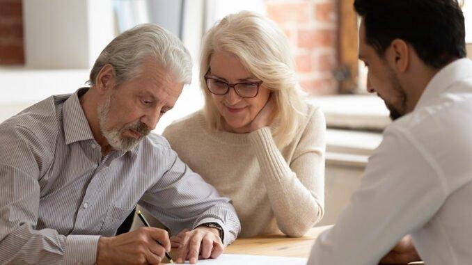 Kreditvergabe Senioren