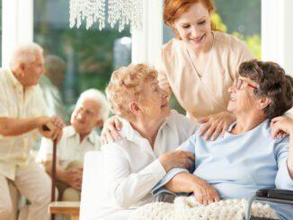 Pflegeheim Eltern Pflege zuhause