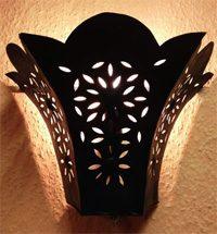 Einrichten im mallorquinischen stil das sind die basics - Wandlampe mediterran ...
