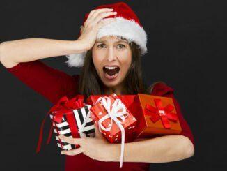 Weihnachten, Geschenke, Last Minute