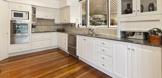 Küche planen in L-Form
