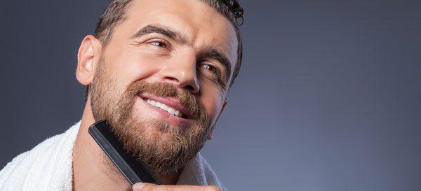 Vollbart pflegen - Die tägliche Bart-Pflege in 5 Schritten