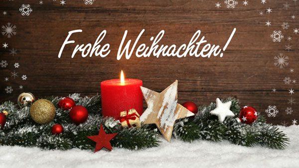 Weihnachtskarten selbst gestalten – 2 originelle Ideen für kreative Weihnachtsgrüße