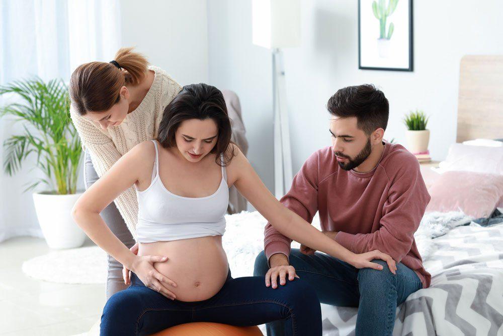 Schwangerschaft, Vorbereitung
