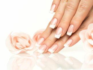 french nails selber tipps anleitung