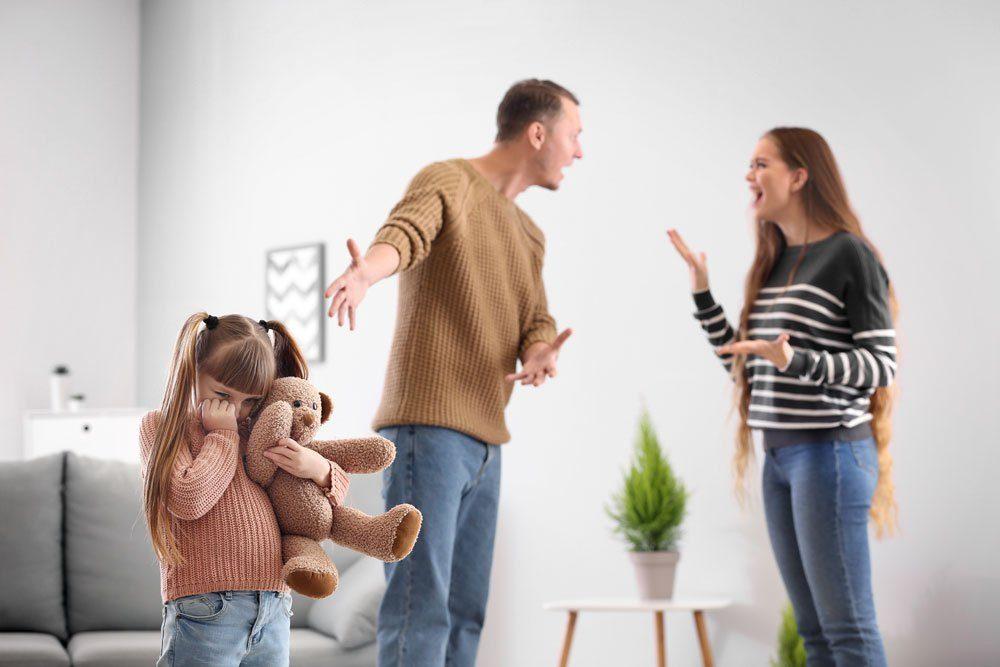 Gemeinsames Sorgerecht Trennung Wer Bekommt Das Kind